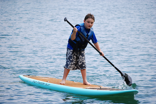 a picture of where to buy a stand up paddle board